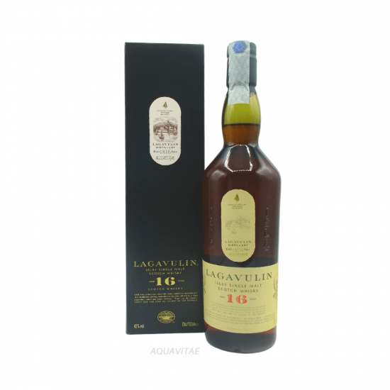 Whisky Lagavulin 16 Year Old  Single Malt Scotch Whisky