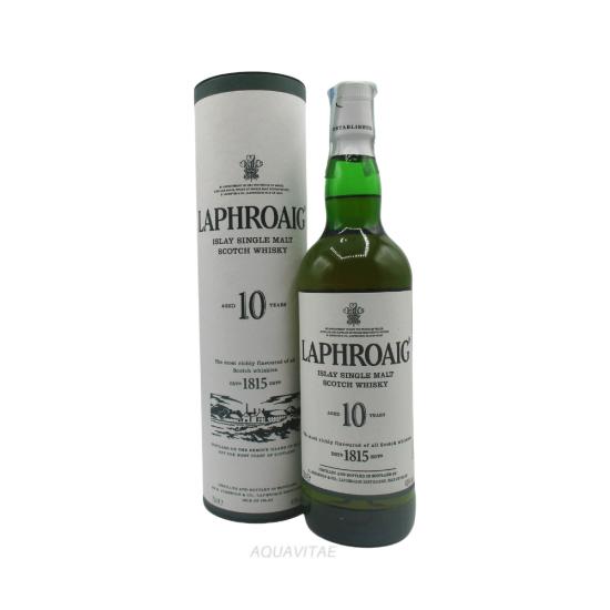 Whisky Laphroaig 10 Year Old LAPHROAIG