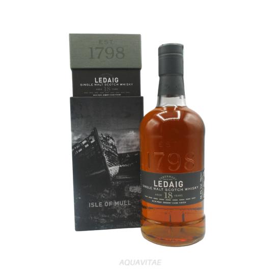Whisky Ledaig 18 Year Old TOBERMORY