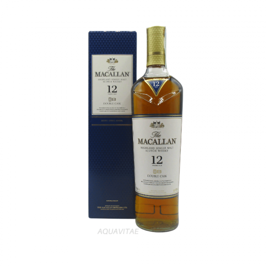 Whisky Macallan 12 Year Old Double Cask MACALLAN