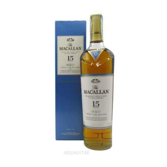 Whisky Macallan 15 Year Old Triple Cask MACALLAN