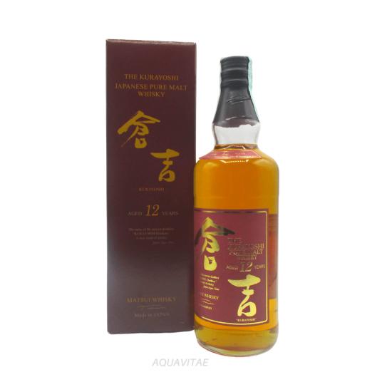 Whisky Matsui Kurayoshi 12 Year Old MATSUI