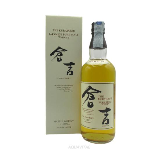 Whisky Matsui Kurayoshi Pure Malt MATSUI