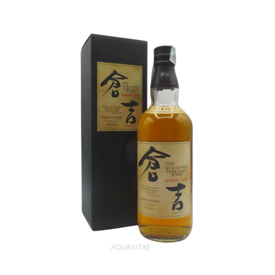 Whisky Matsui Kurayoshi Pure Malt Sherry Cask MATSUI