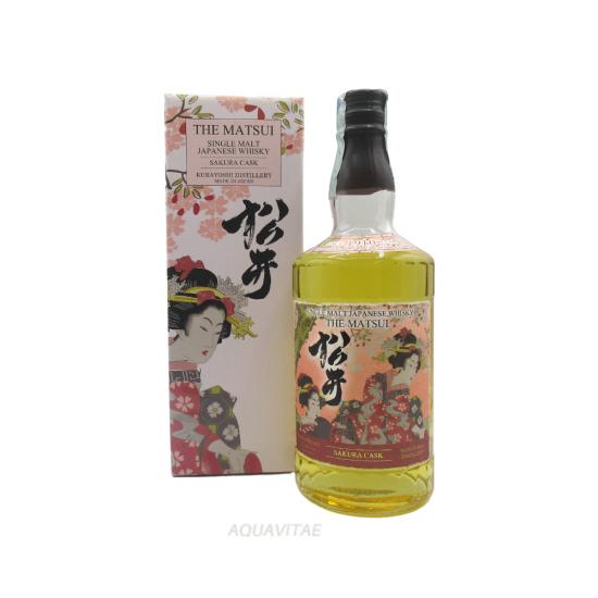 Whisky Matsui Single Malt Sakura Cask Limited Edition  MATSUI
