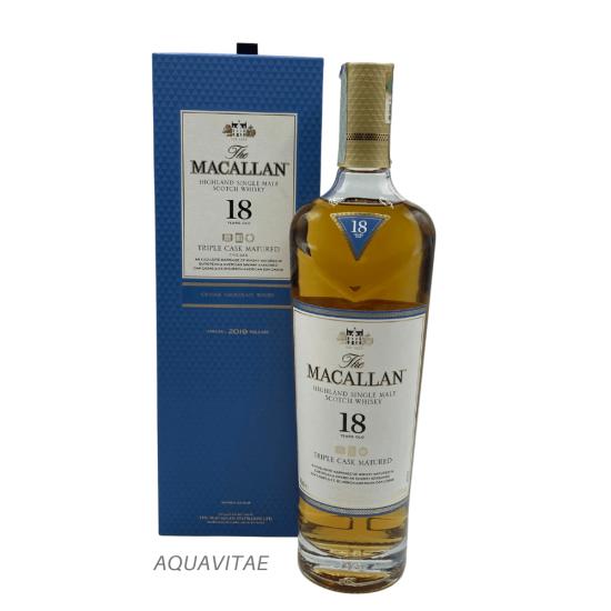 Whisky Macallan 18 Year Old Triple Cask MACALLAN
