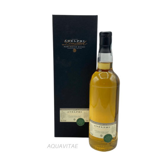 Whisky Miltonduff 33 Year Old Adelphi Limited MILTONDUFF
