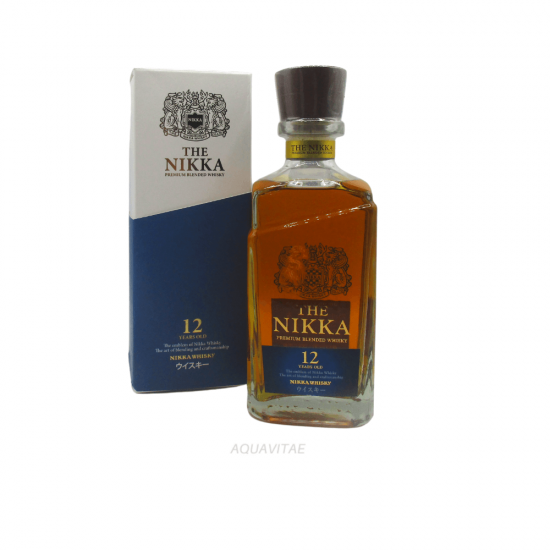 Whisky Nikka 12 Year Old NIKKA