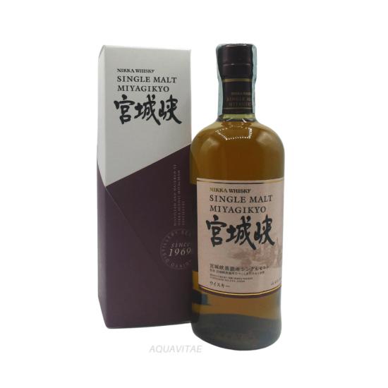 Whisky Nikka Miyagikyo Single Malt  NIKKA