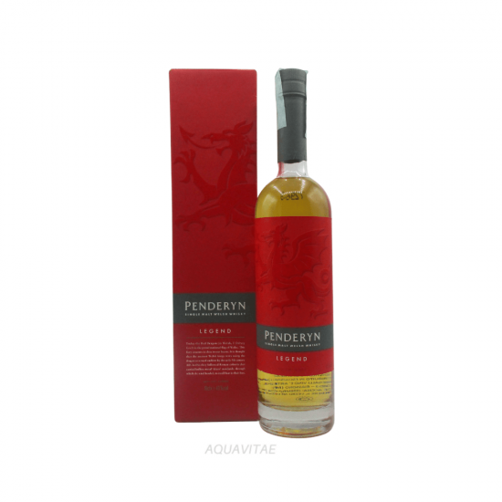 Whisky Penderyn Legend PENDERYN DISTILLERY