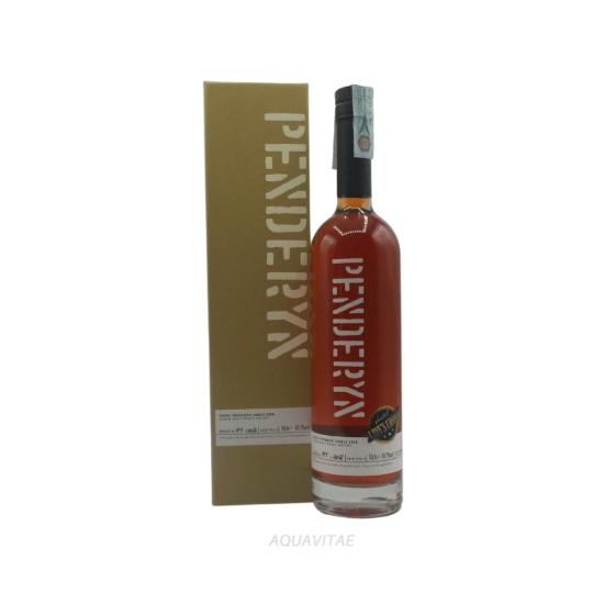 Whisky Penderyn Tawny Portwood Single Cask PENDERYN DISTILLERY