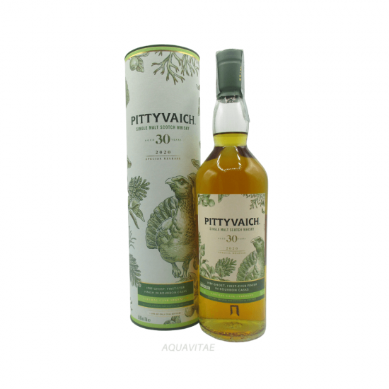 Whisky Pittyvaich 30 Year Old Special Release 2020 Single Malt Scotch Whisky
