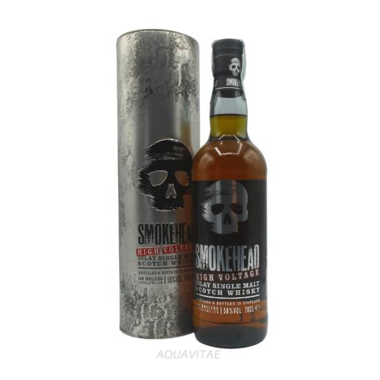 Whisky Smokehead High Voltage Ian MacLeod Distillers