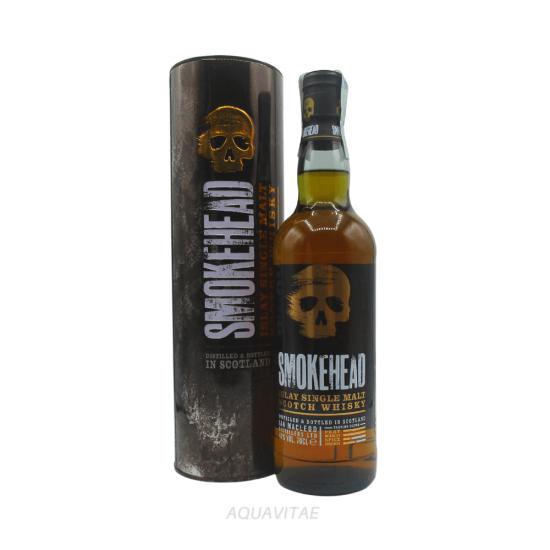 Whisky Smokehead Single Malt Ian MacLeod Distillers