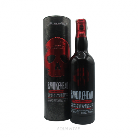 Whisky Smokehead Sherry Bomb Ian MacLeod Distillers