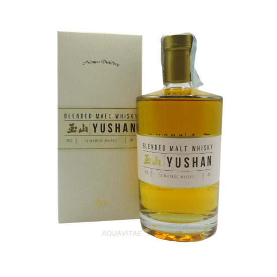 Whisky Yushan Blended Malt  NANTOU DISTILLERY