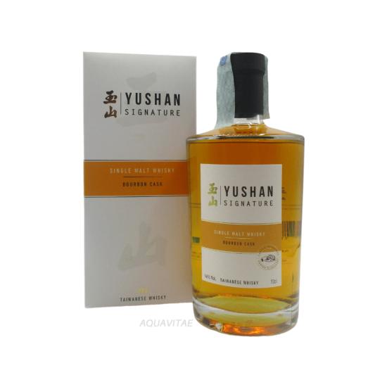 Whisky Yushan Signature Bourbon Cask  NANTOU DISTILLERY