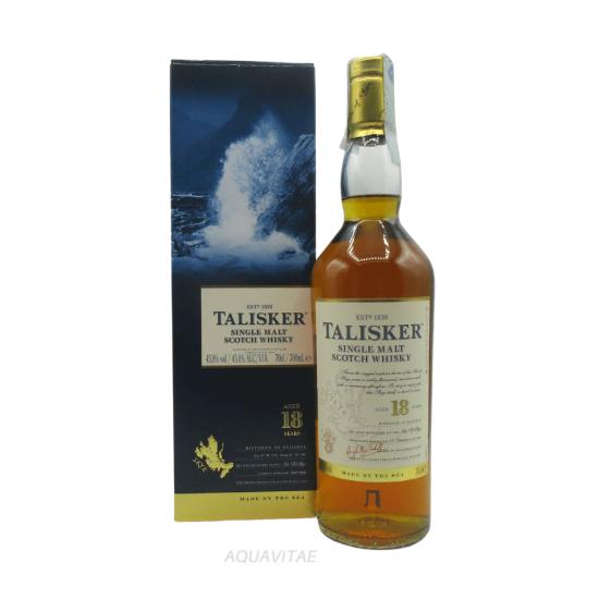 Whisky Talisker 18 Year Old TALISKER
