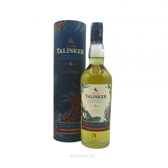 Whisky Talisker 8 Year Old Special Release 2020 Single Malt Scotch Whisky