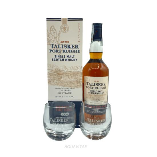 Talisker Port Ruighe + 2 Bicchieri Talisker Omaggio