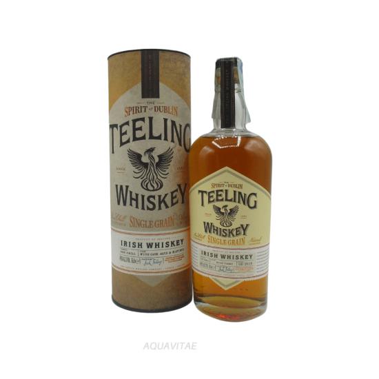 Whiskey Teeling Single Grain Whiskey Irlandese Single Grain