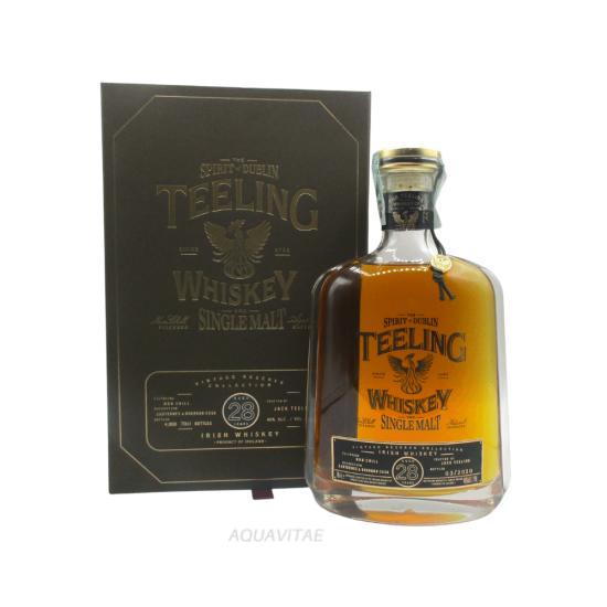 Teeling Single Malt 28 Year Old Whiskey Irlandese Single Malt