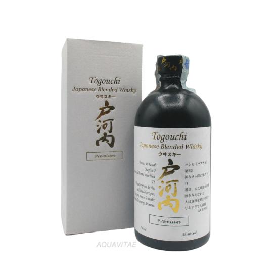 Whisky Togouchi Premium Japanese Blended Whisky CHUGOKU JOZO