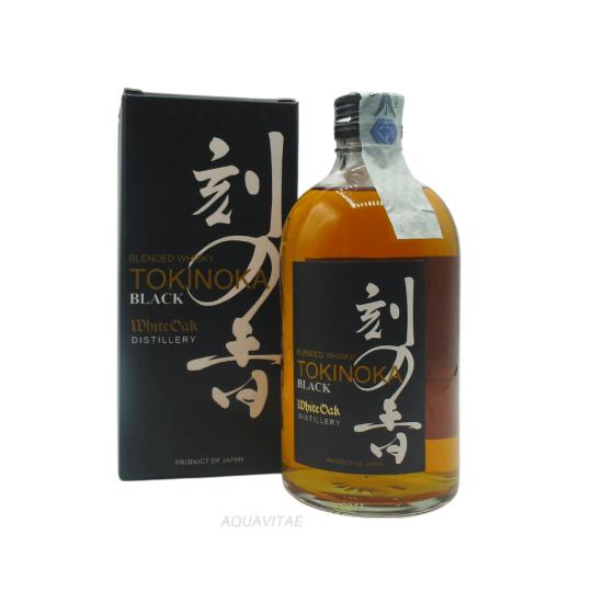 Whisky Tokinoka Black Blended Whisky White Oak Whisky Giapponese Blended