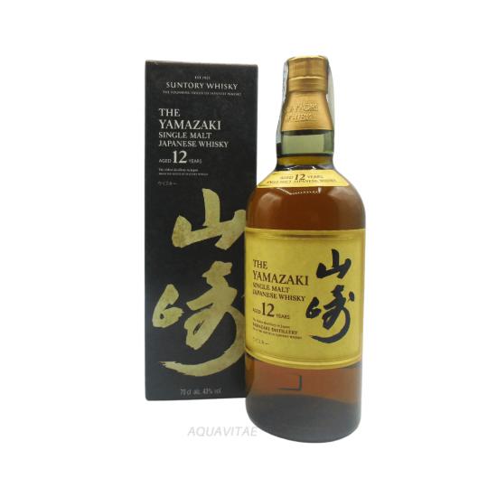 Whisky Yamazaki 12 Year Old YAMAZAKI