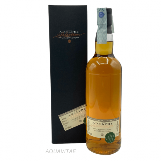 Whisky Aultmore 25 Year Old Adelphi Selection  AULTMORE