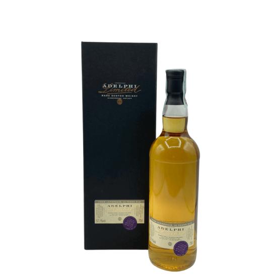 Whisky Laphroaig 20 Year Old Adelphi Limited 57,1 %vol LAPHROAIG