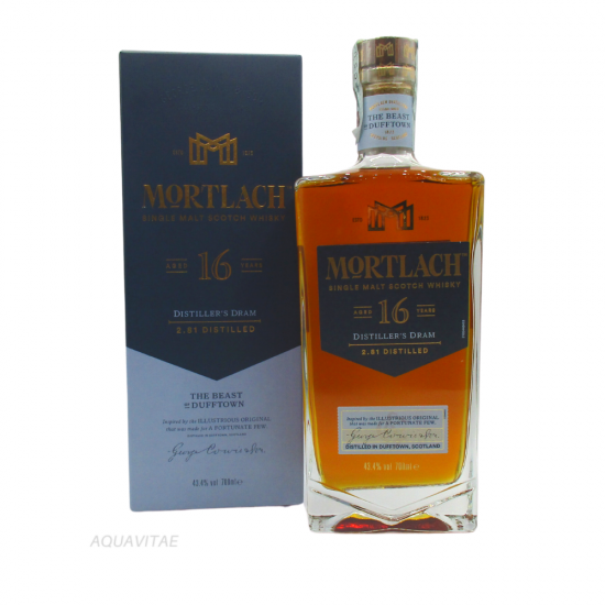 Whisky Mortlach 16 Year Old MORTLACH