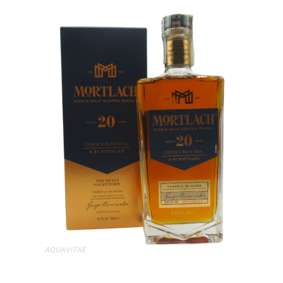 Whisky Mortlach 20 Year Old MORTLACH